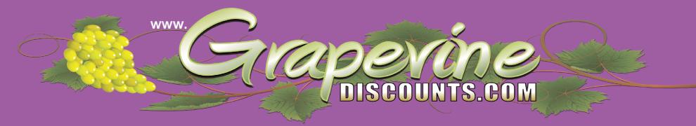 Grapevine Discounts